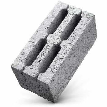 Утолщённый керамзитный блок