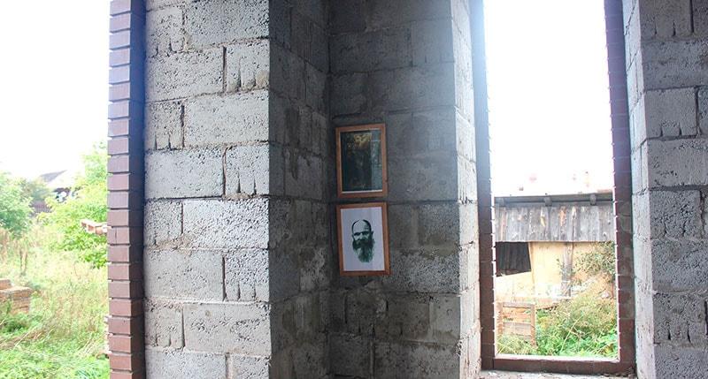 Толщина стены из керамзитобетона 60 см