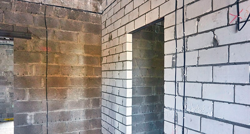 Внутренние стены