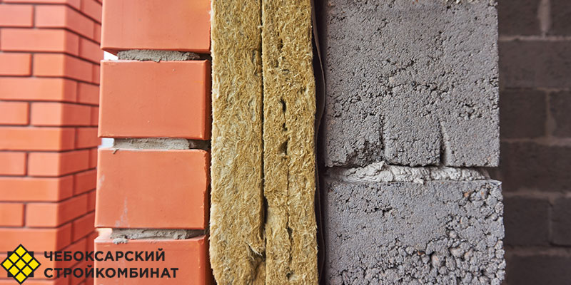 Толщина стены дома из керамзитобетонных блоков