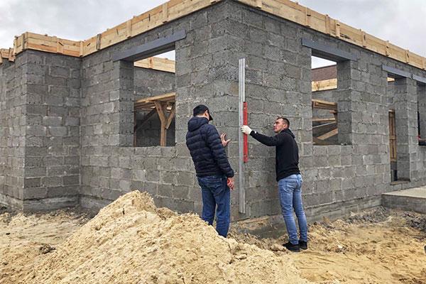Контроль строительства