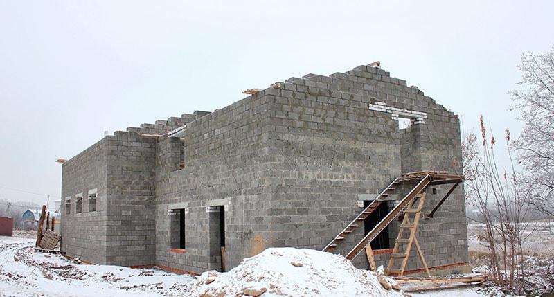 Строительство пожарной станции